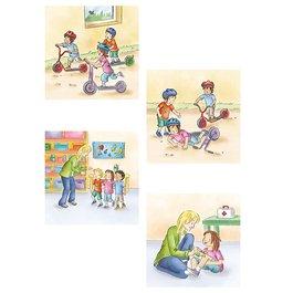 Obrázkové kartičky - Buď ohľaduplný