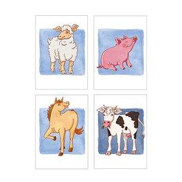 Obrázkové kartičky - Kategórie