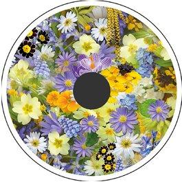 Obrázkový kotouč - Květy