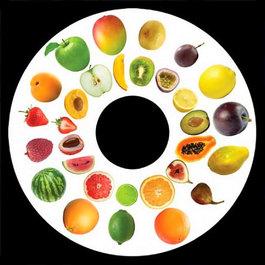 Obrázkový kotouč - Ovoce