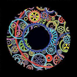 Obrázkový kotouč - Ozubená kolečka