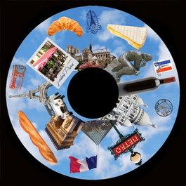 Obrázkový kotouč - Paříž