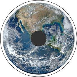 Obrázkový kotúč - Planéta Zem
