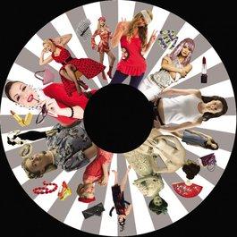 Obrázkový kotouč - Proměny ženské módy