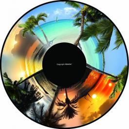 Obrázkový kotúč - Tropický ostrov