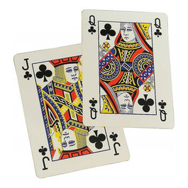 Obrie hracie karty