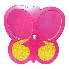 Panel - motýľ