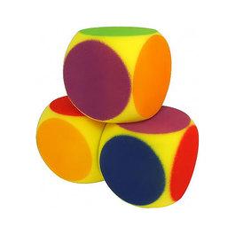 Pěnové kostky - Barvy