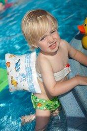 Plávajúce vankúšiky Schlori