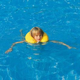 Plávajúci golier Schwimmi