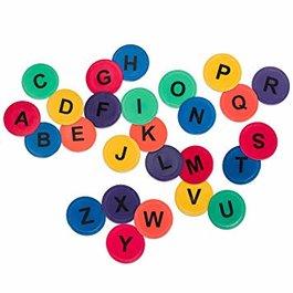 Podlahové značenie - Farebné písmená