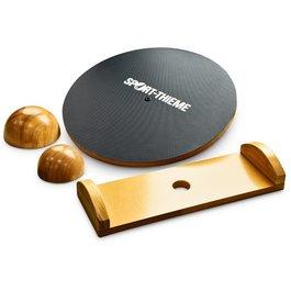 Přizpůsobitelná balanční deska