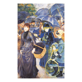 Puzzle - Renoir - Dáždniky