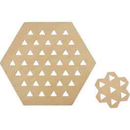 Pyramída s kockami