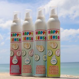 Kolekce senzorických gelů Happy Senso