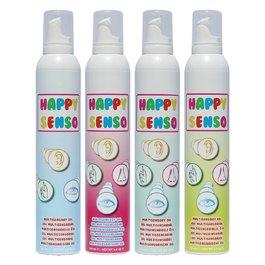 Kolekcia senzorických gélov Happy Senso
