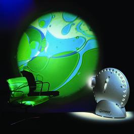 Space projektor - Stříbrný