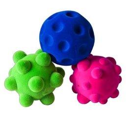 Souprava mini hmatových míčů