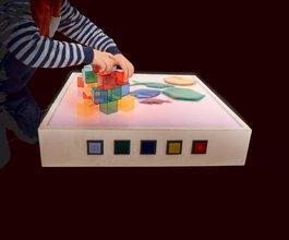 Svetelný box