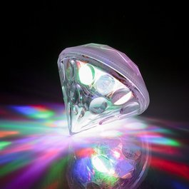 Svetelný diamant - Súprava 2 kusov