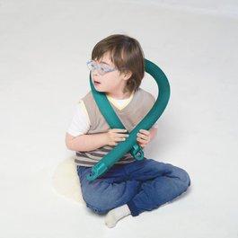 Vibrační trubice s měkkým obalem
