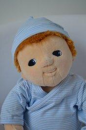 Terapeutická bábika Elias