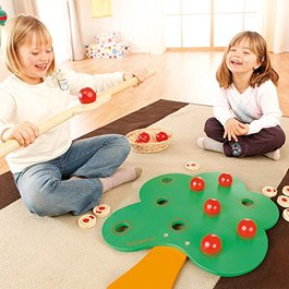 Terapeutická hra - Jablkobranie