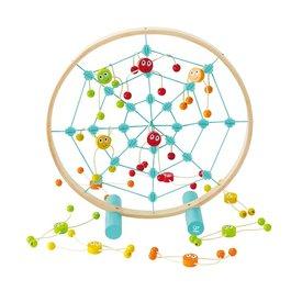 Terapeutická hra - Pavúčia sieť