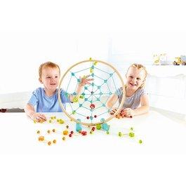 Terapeutická hra - Pavoučí síť