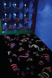 UV koberec - vzory