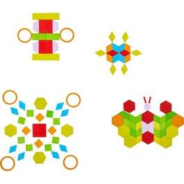 Velká kolekce tvarů