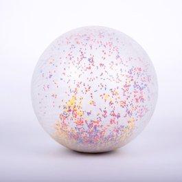 Veľká lopta s konfetami