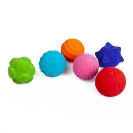 Velká souprava hmatových míčů 2
