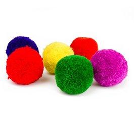 Vlněné míčky
