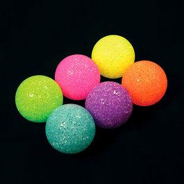 Voňavé krystalové míčky se zvonečkem