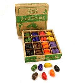 Voskovky Crayon Rocks - 8 farieb