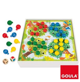 Vzdelávacia hra - Počítanie jabĺčok