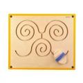 Nastenny labyrint spiraly