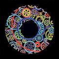 Obrázkový kotúč - Ozubené kolieska