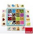 Puzzle povrchy zvieratiek 2