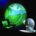 Space projektor - Strieborný